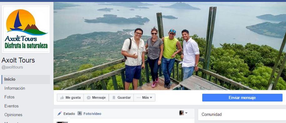 imagen facebook axolt tour